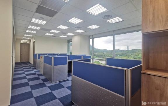 辦公室裝修設計綜合案例